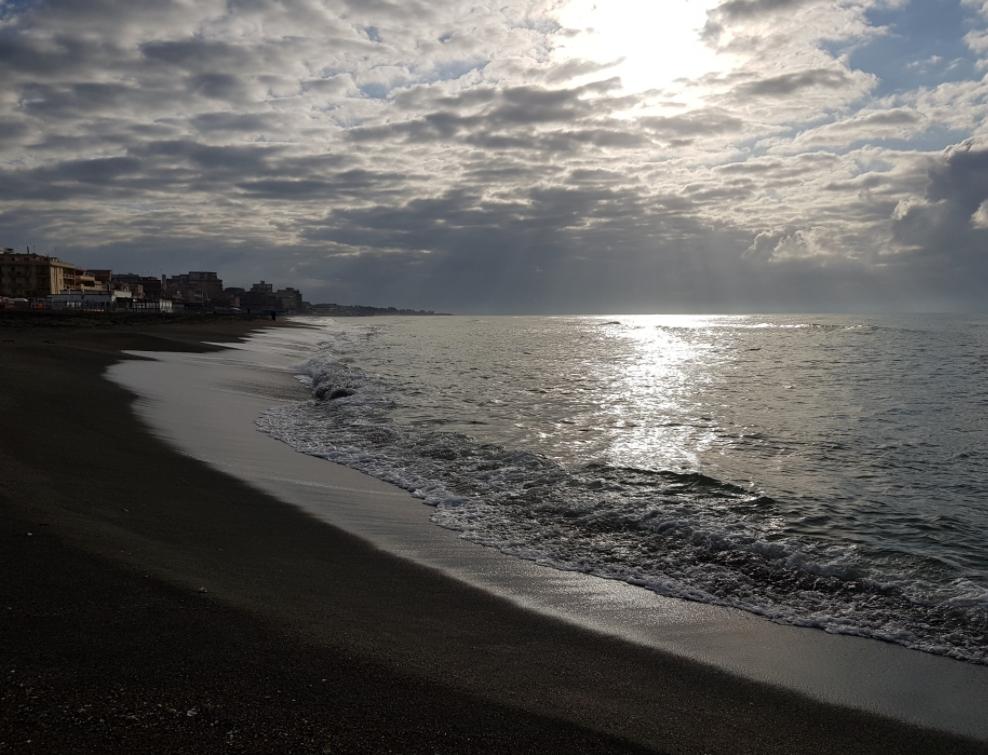 Spiaggia Libera Fosso Vaccina