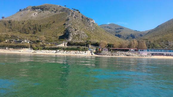 Sant'Agostino Beach