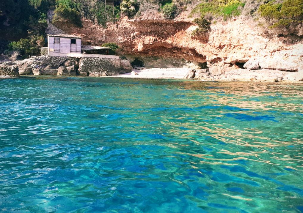 Spiaggia & Grotta Dei Prigionieri