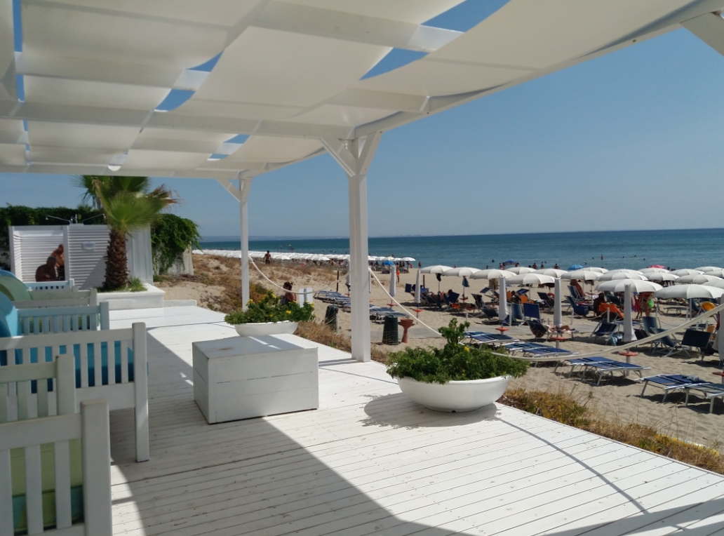 Spiaggia Di Castellaneta Marina