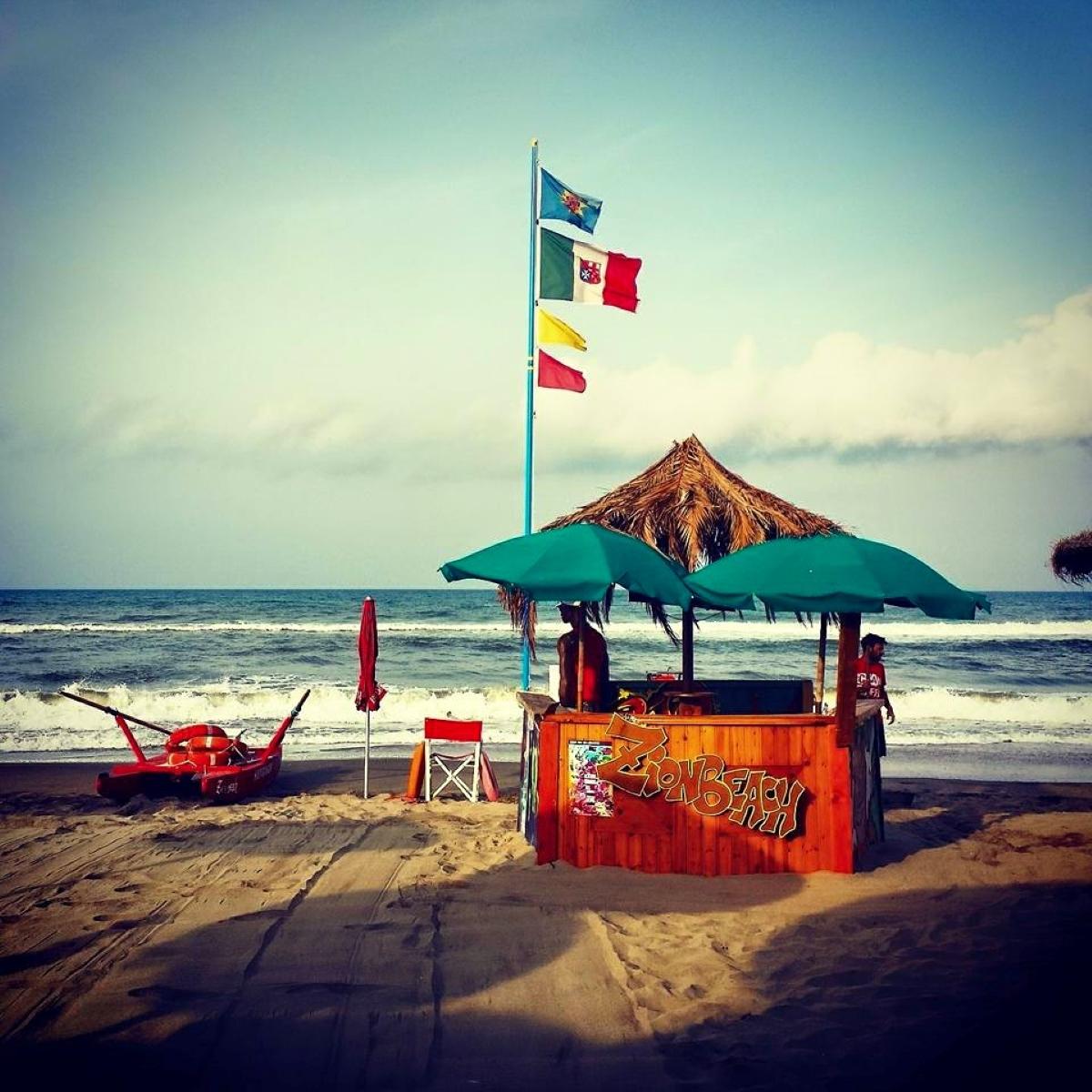 Zion Beach