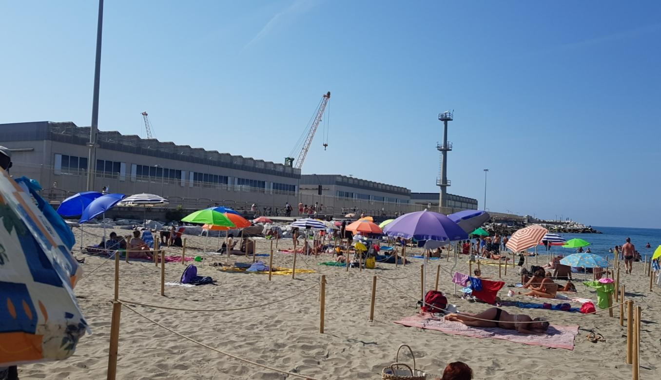 Spiaggia Libera Idrovora