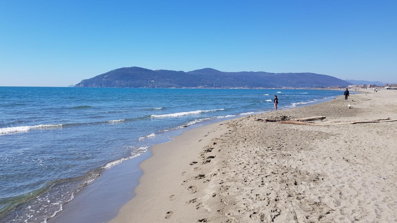 Spiaggia Libera La Rotonda