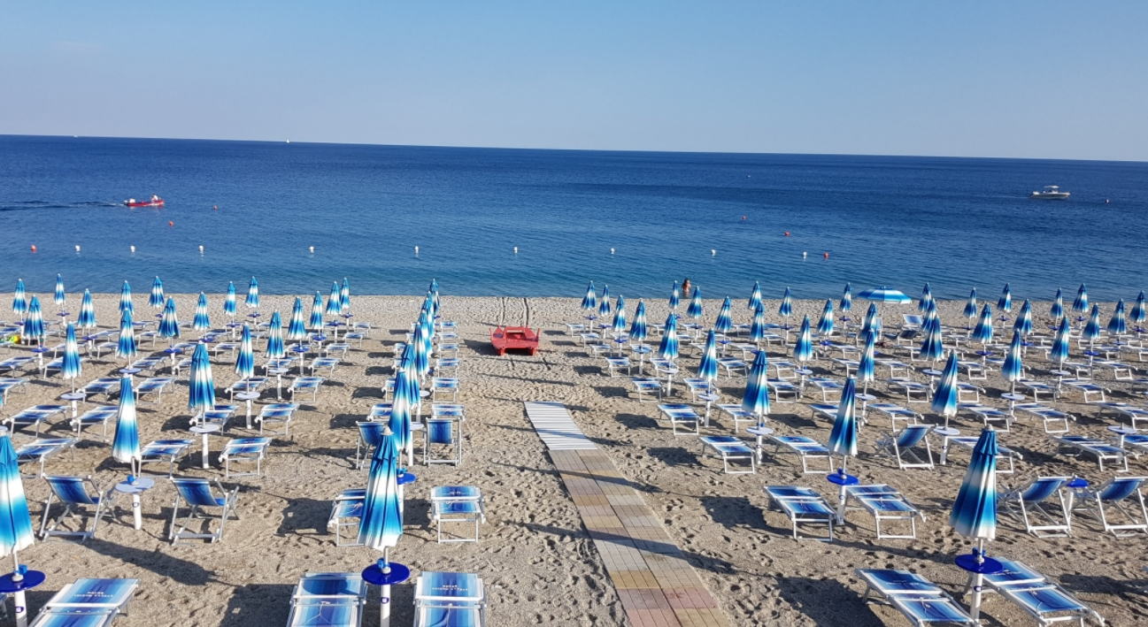 Stella Marina Beach
