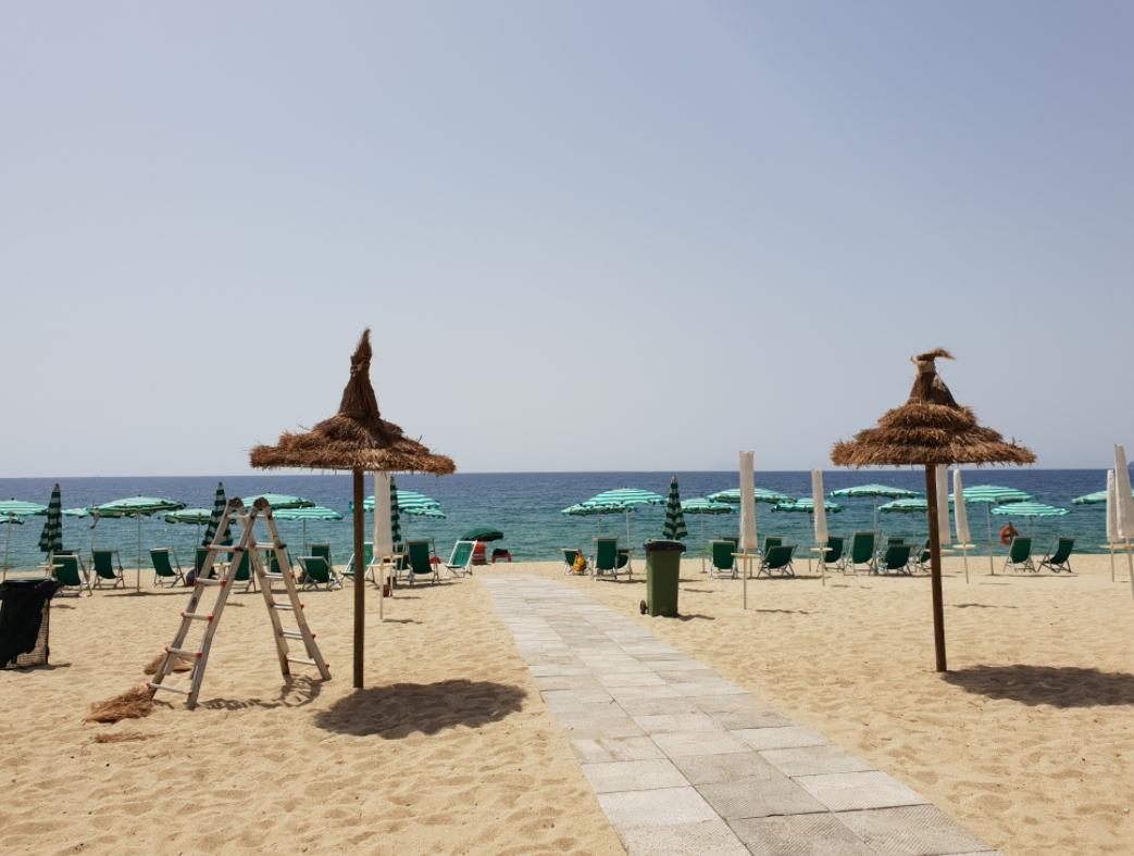 Lido Casablanca Beach
