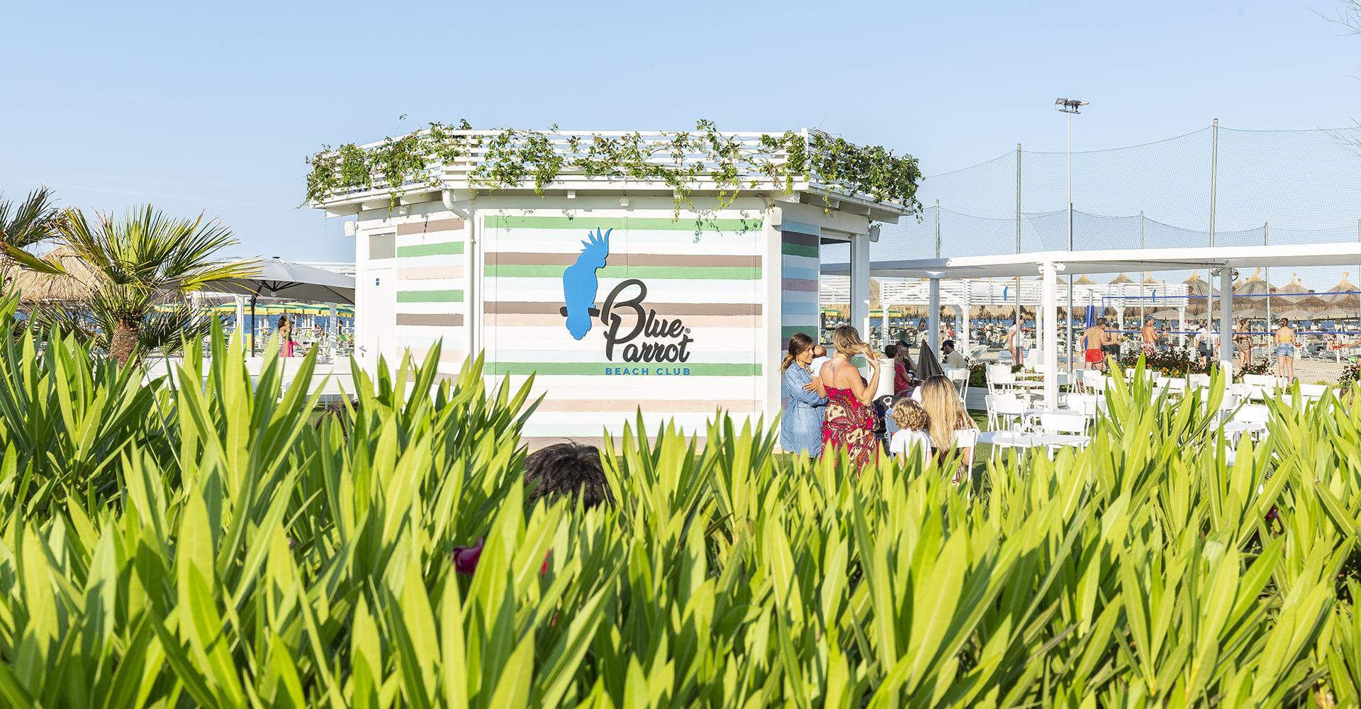 Blue Parrott Beach Club