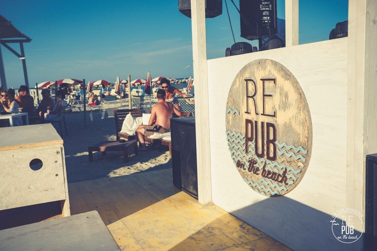RePub On The Beach