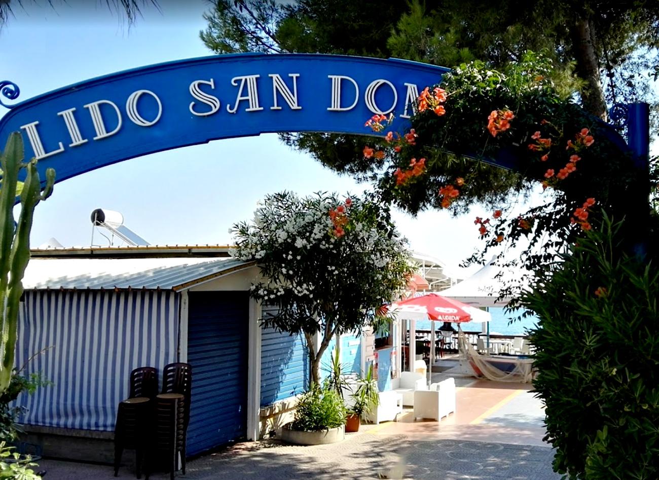 Lido San Domenico Dal 1887