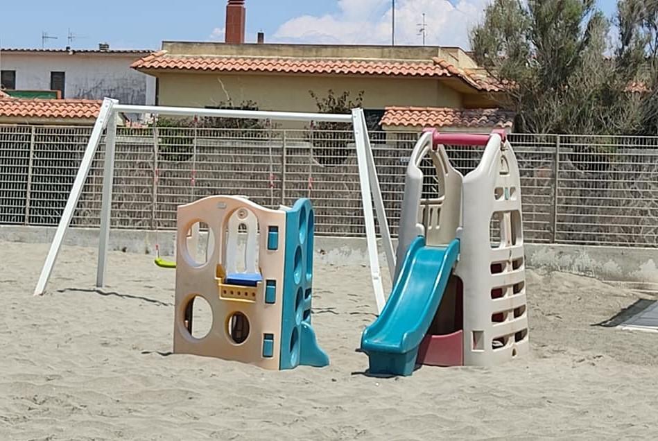 Lido Arcobaleno Gate 2