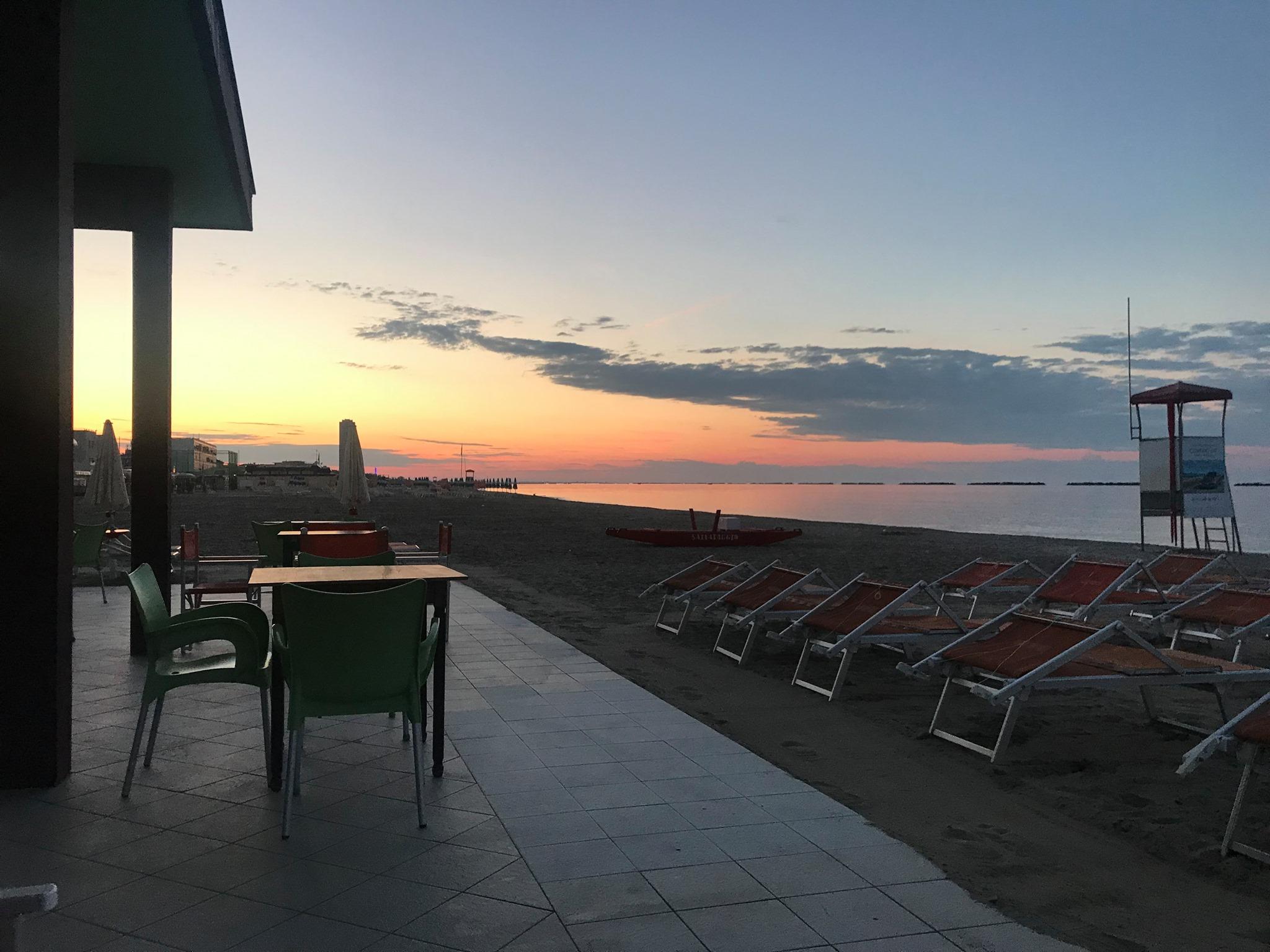 Spiaggia 18 Valverde - Casa dei Romagnoli
