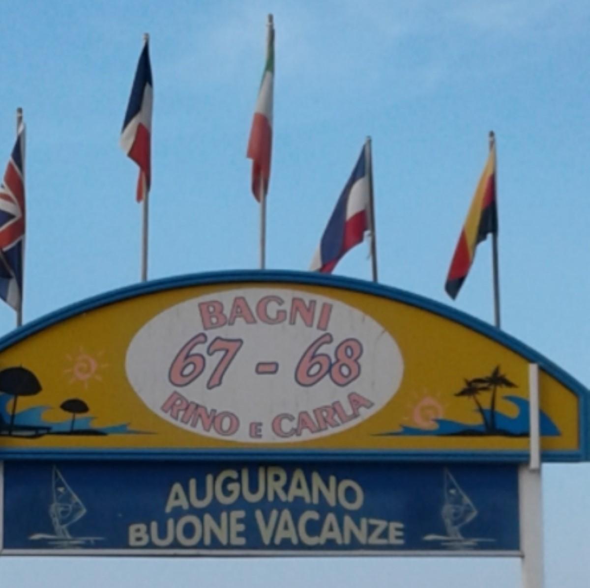 Bagno 67-68 Rino & Carla