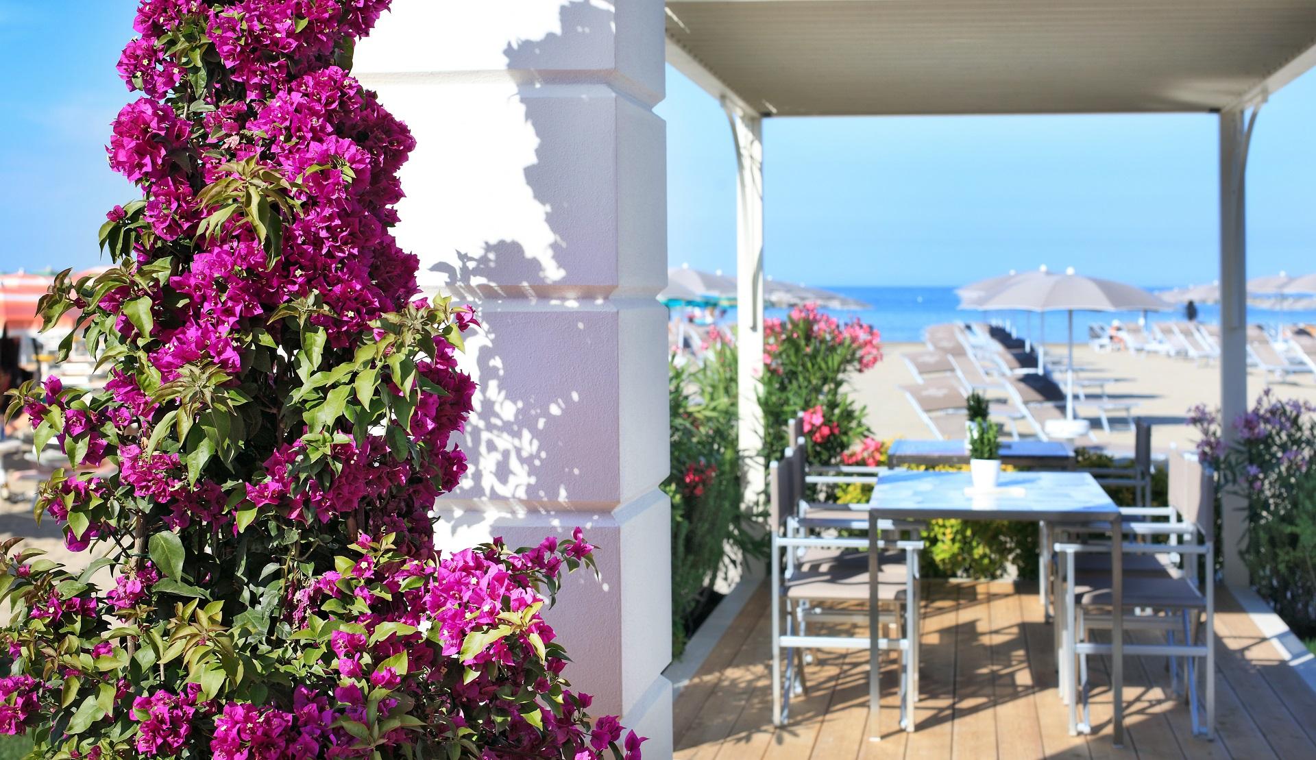 La Spiaggia Beach & Restaurant