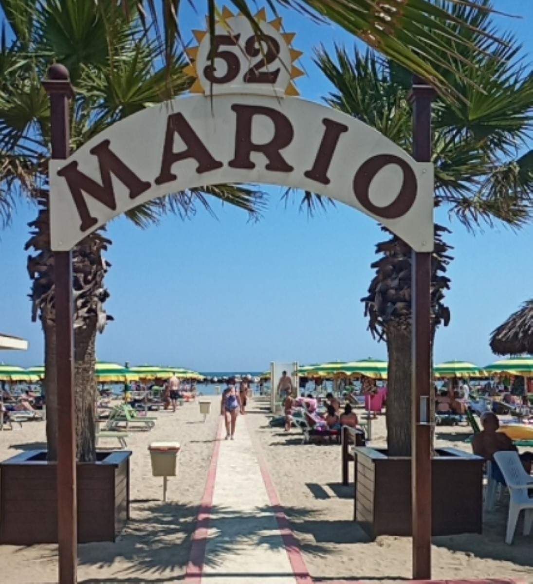 Bagno Mario 52