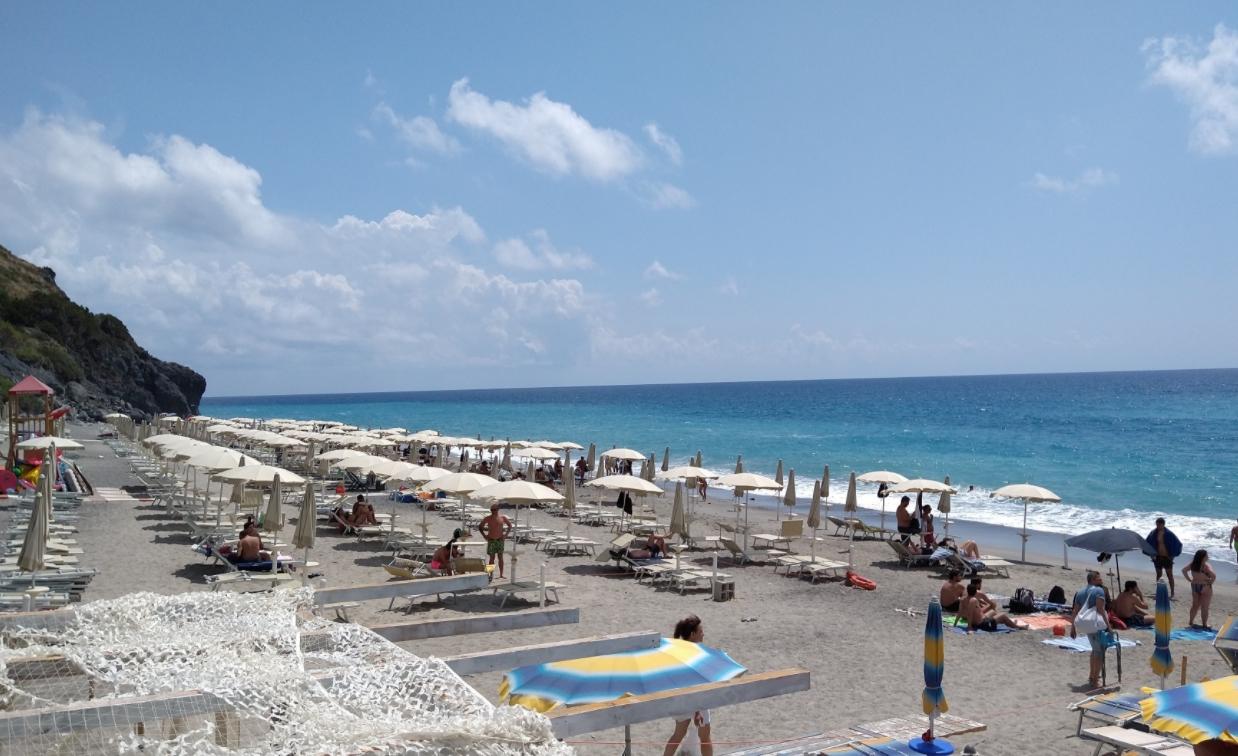 Lido Aruba Club Spiaggia Del Troncone