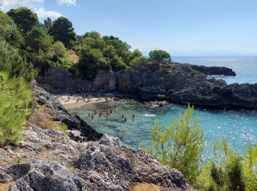 Spiaggia Di Capogrosso