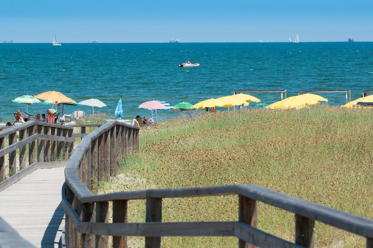 Spiaggia Marina Romea