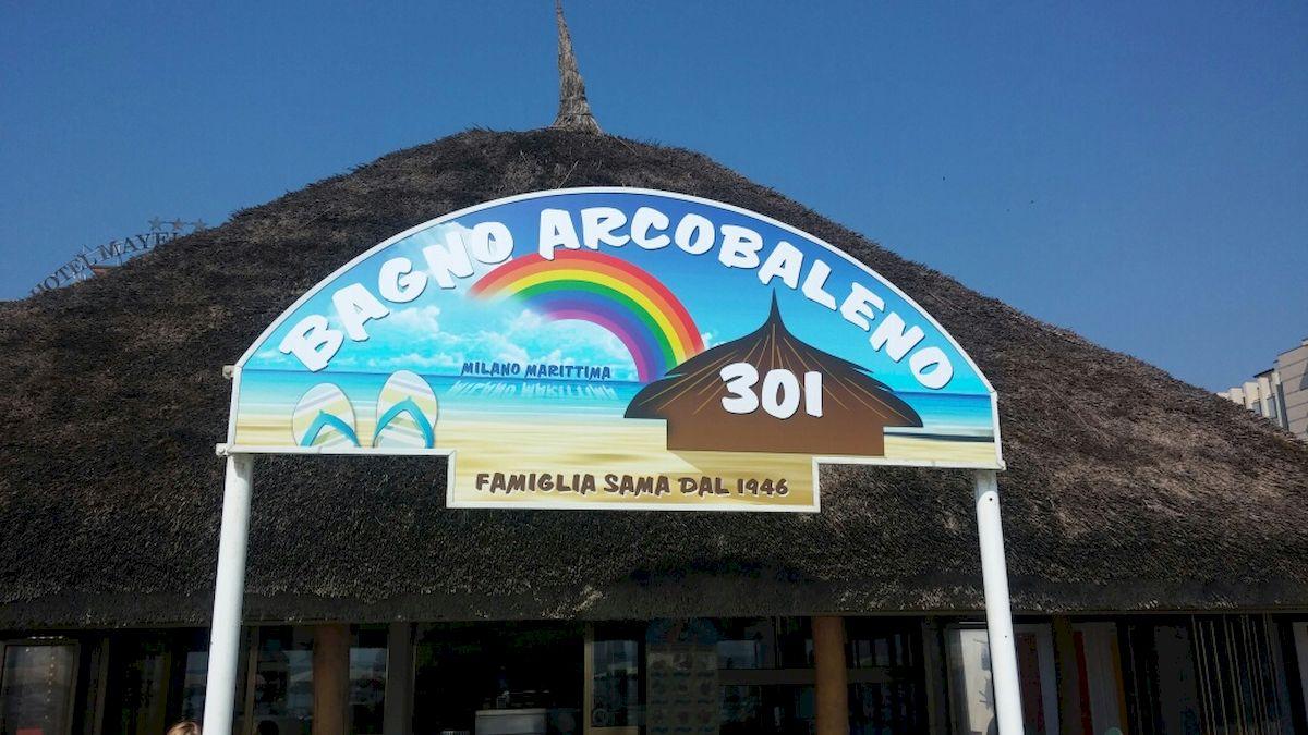 Bagno Arcobaleno 301