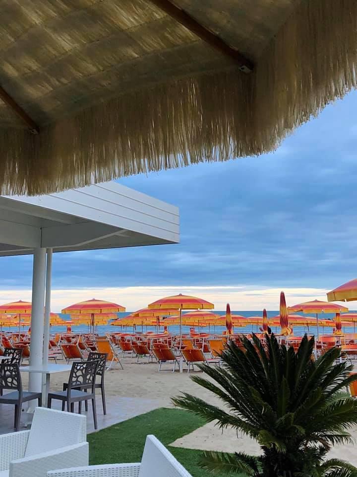 Lido Lo Squalo Beach