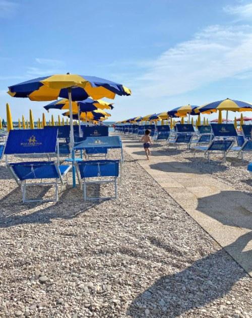 Stabilimento Balneare Blu Marina