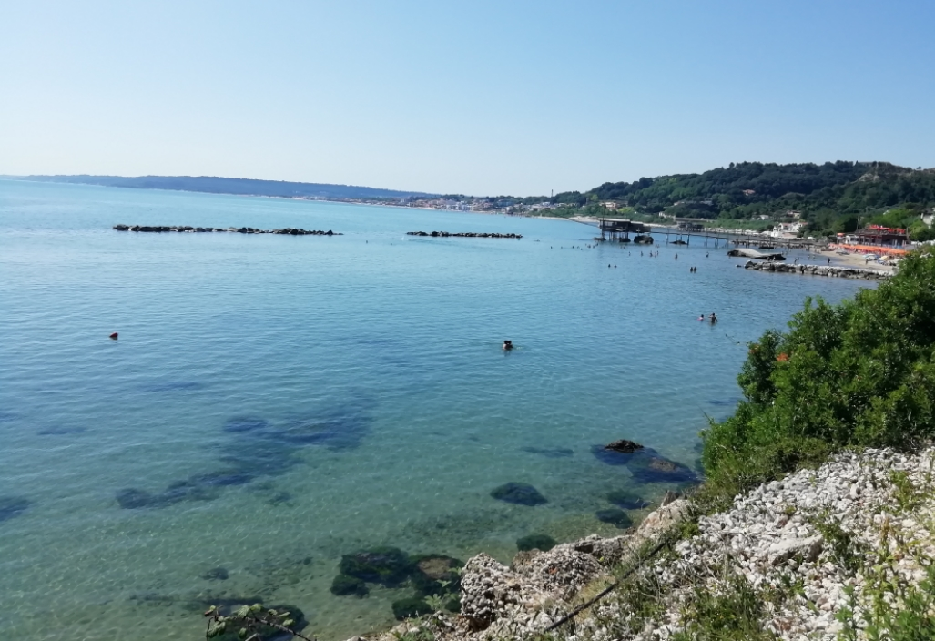 Spiaggia Di Cavalluccio