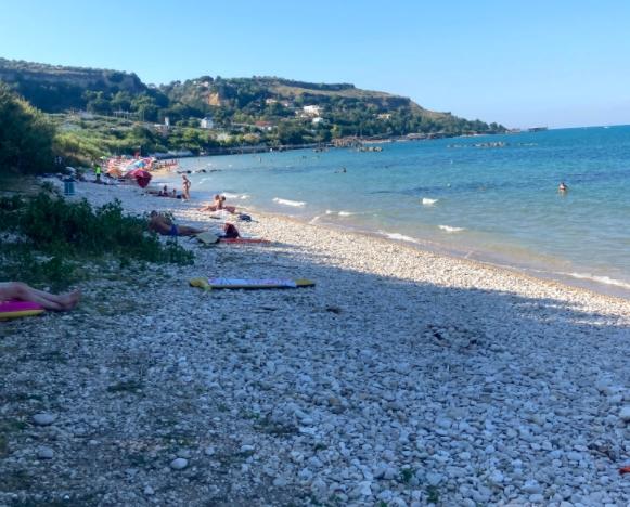 Spiaggia Della Fuggitella