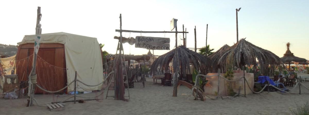 Bagni Il Trabocco Tribal Beach