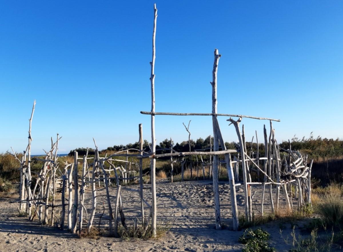 Spiaggia Libera Lido Adriano