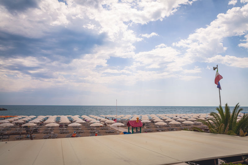 Stabilimento Balneare Da Marino