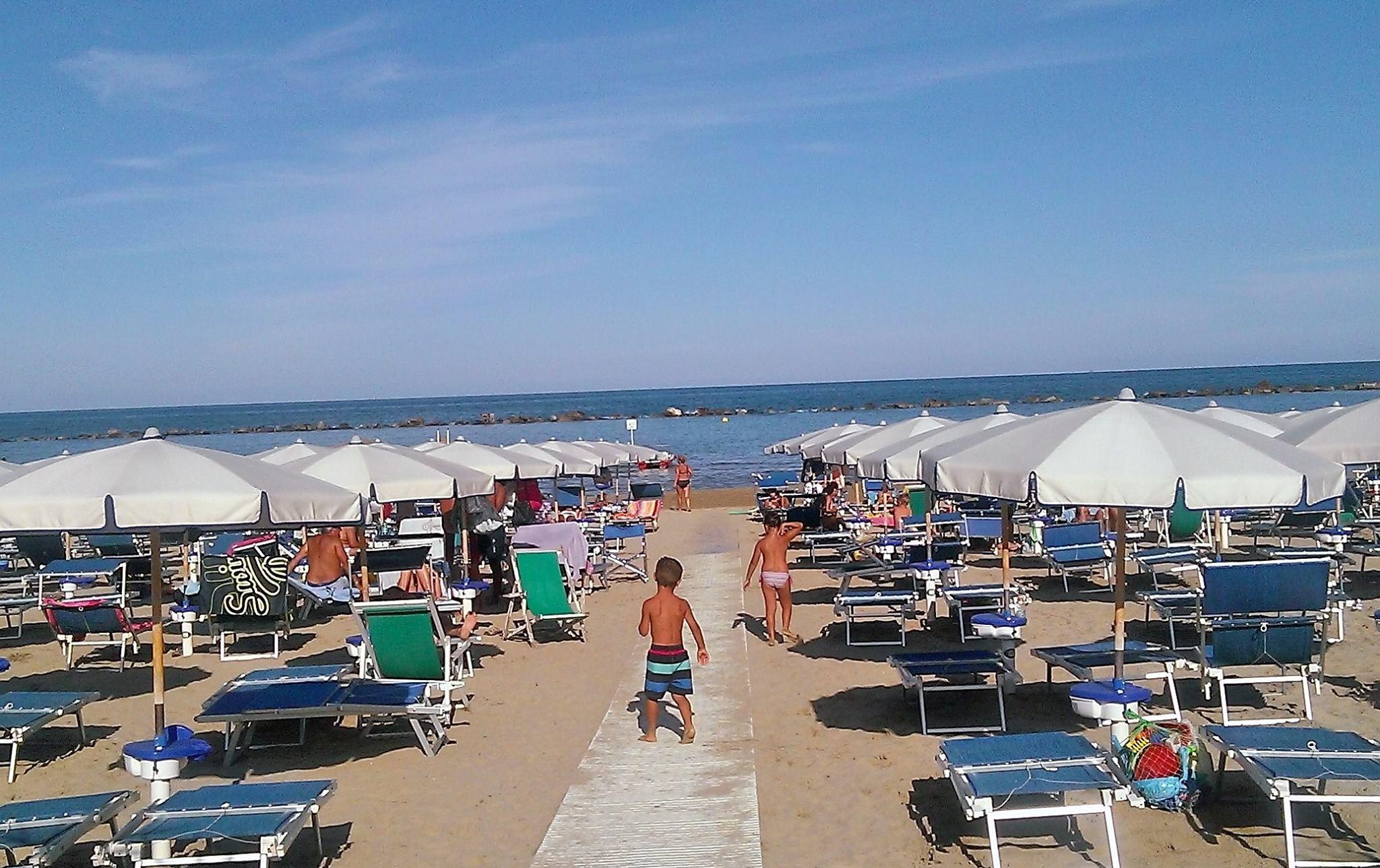 Chalet Sabbia D'oro