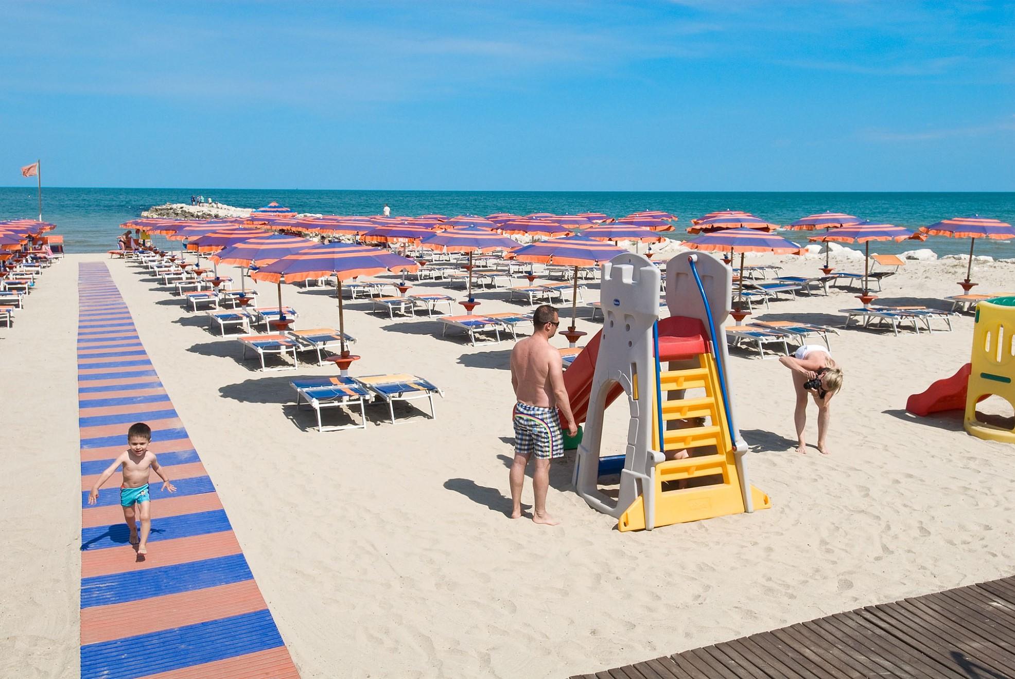 La Villa Beach