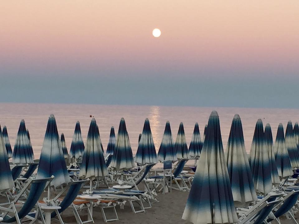 Chalet Alba beach