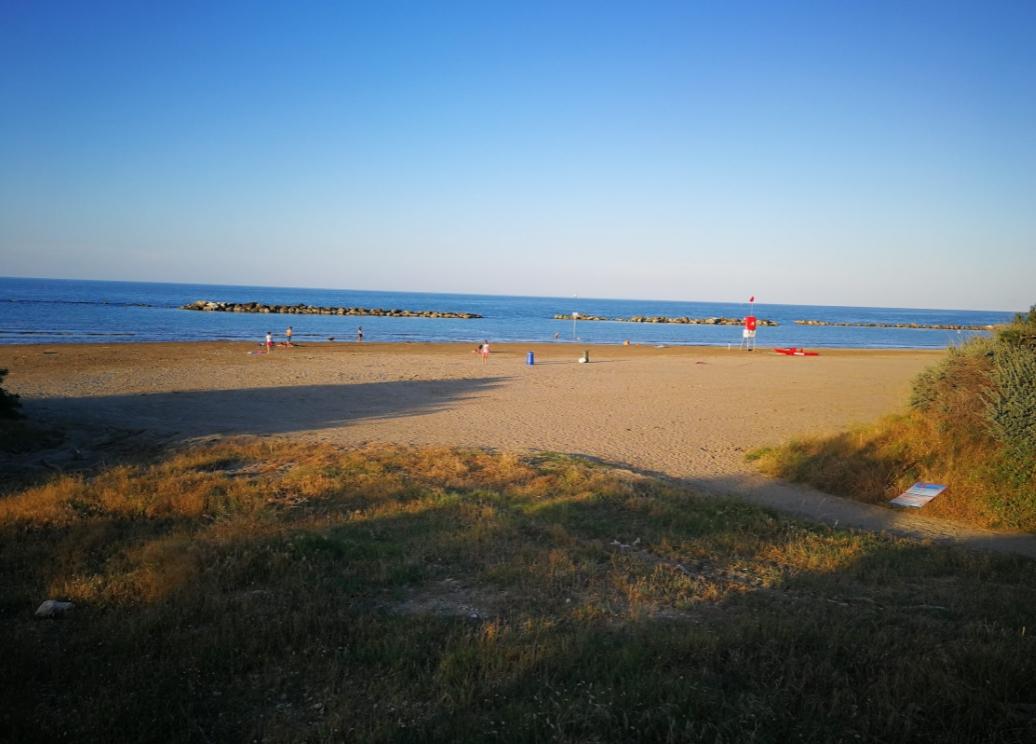 Spiaggetta Ventoforte