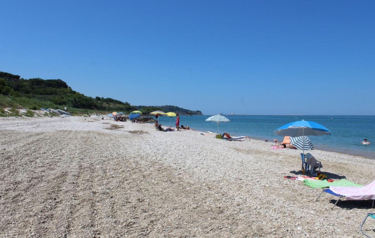 Spiaggia Calata Cintioni