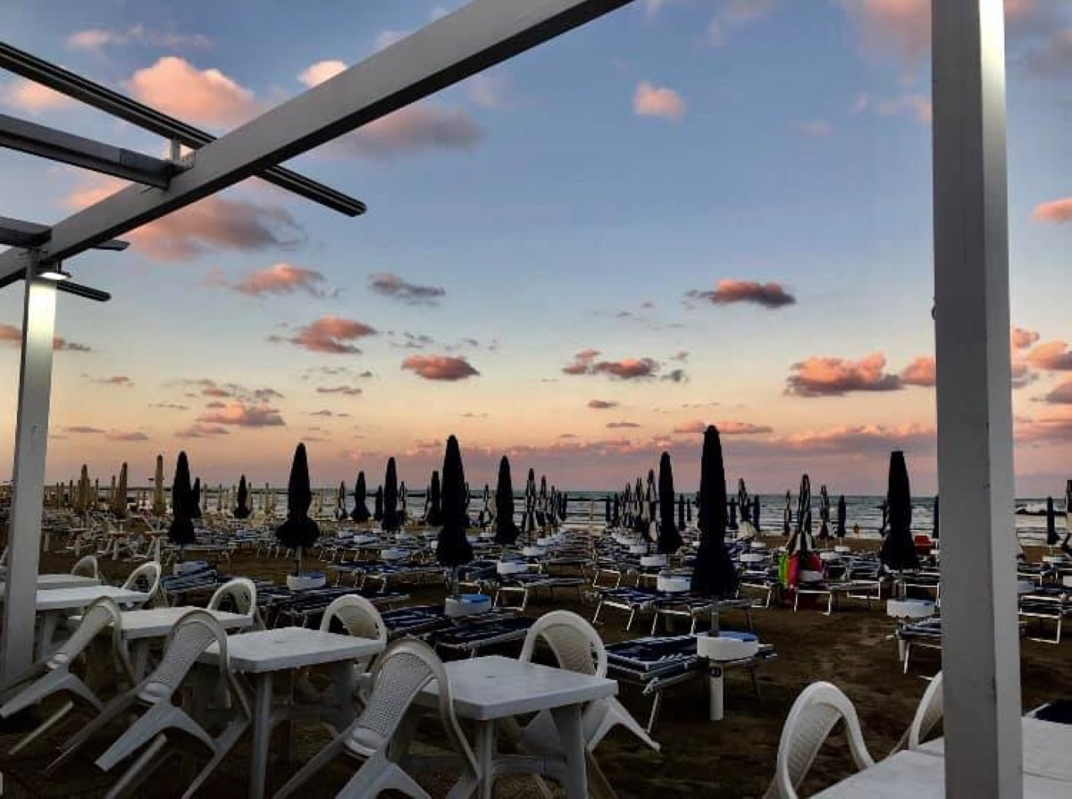 Chalet Pizzaccia On The Beach