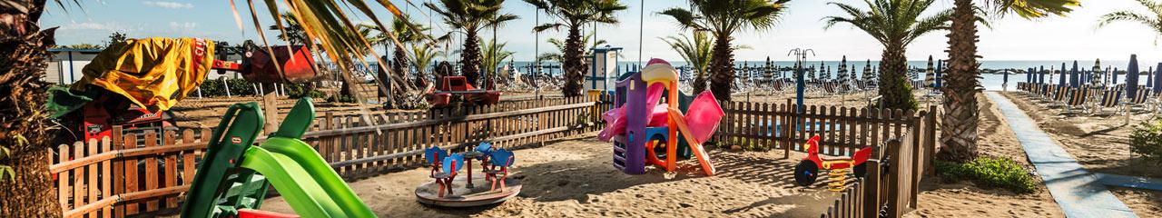 Spiaggia Hotel Nettuno e Poseidon