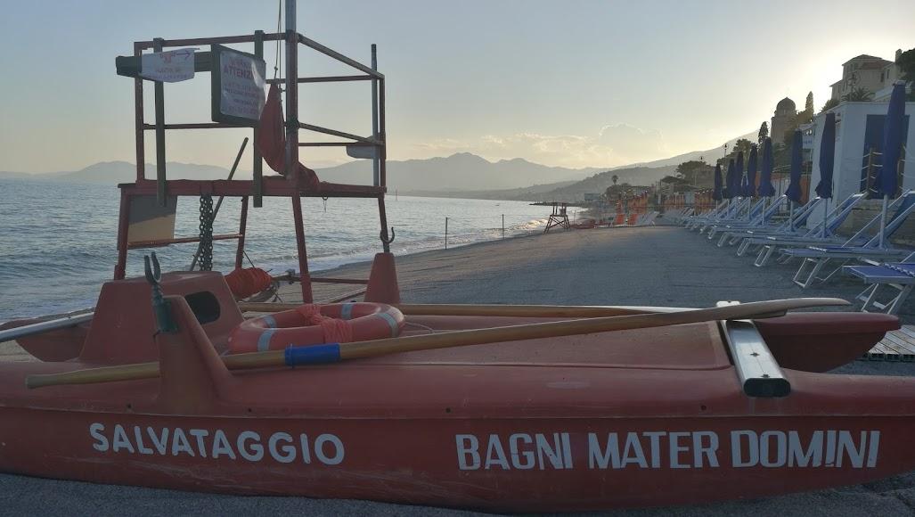 Bagni Villa Mater Domini