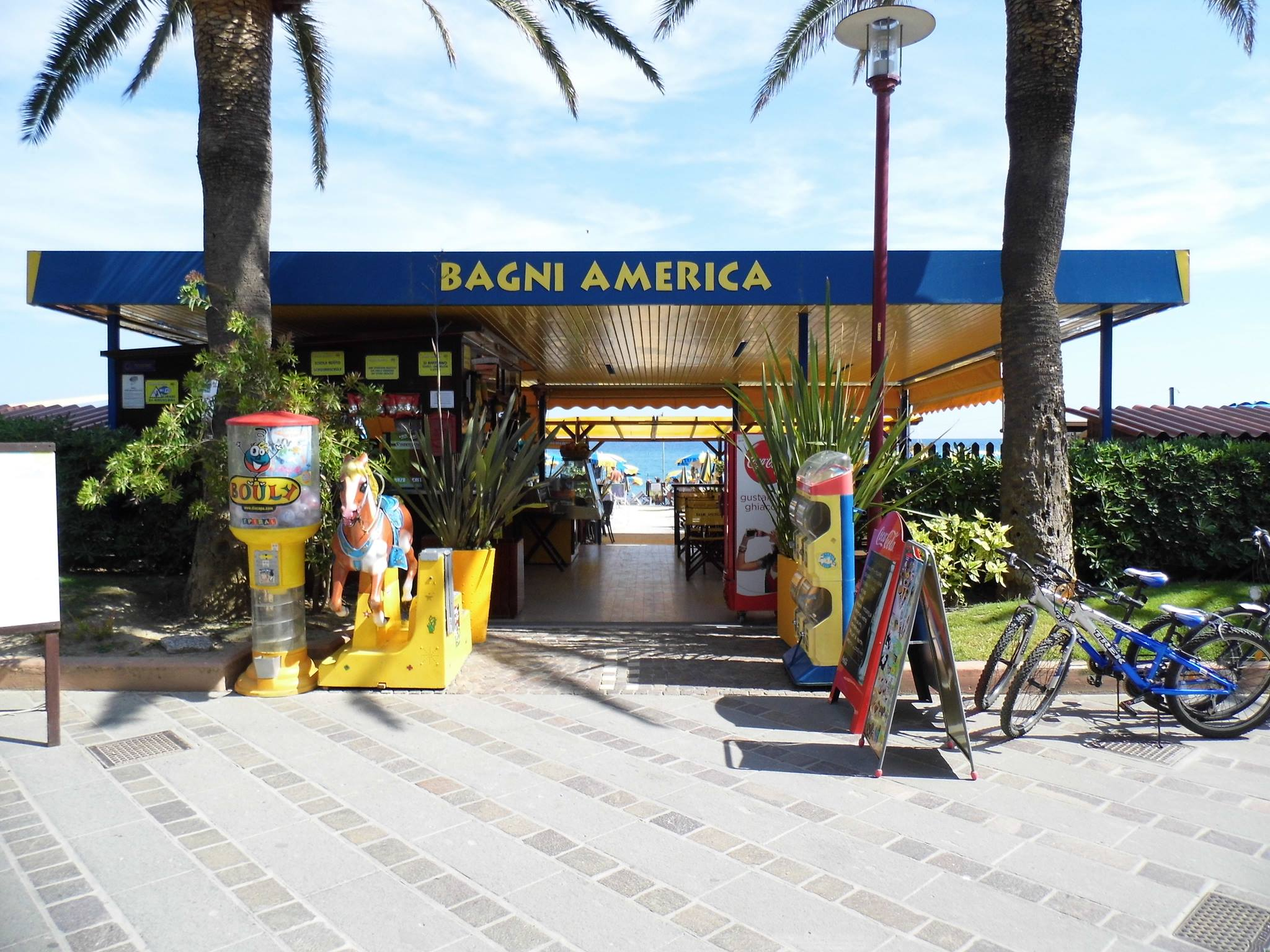 Bagni America