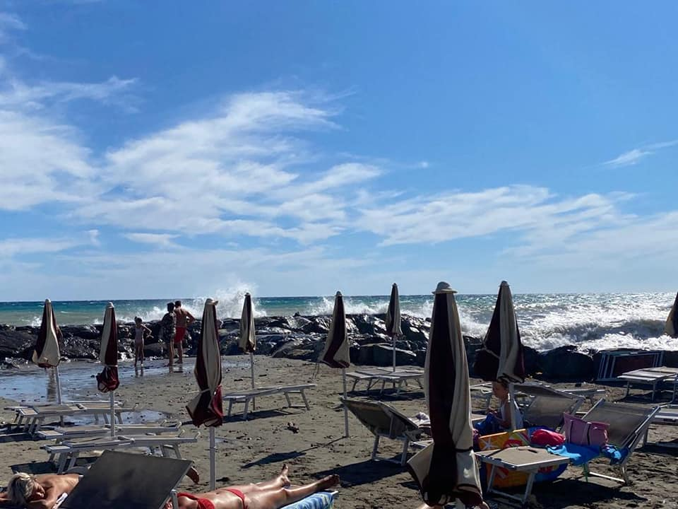 Spiaggia La Torre