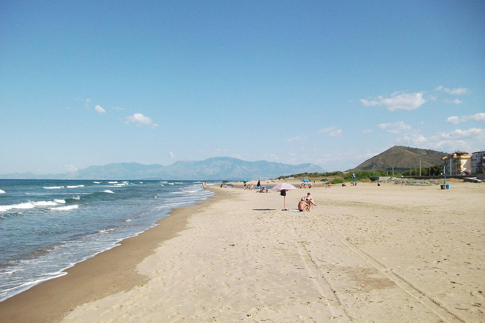 Spiaggia Libera di Mondragone