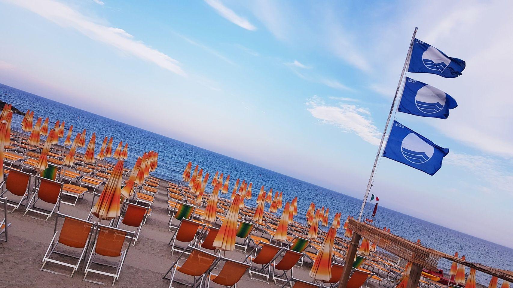 Spiaggia Libera Attrezzata Acque Basse
