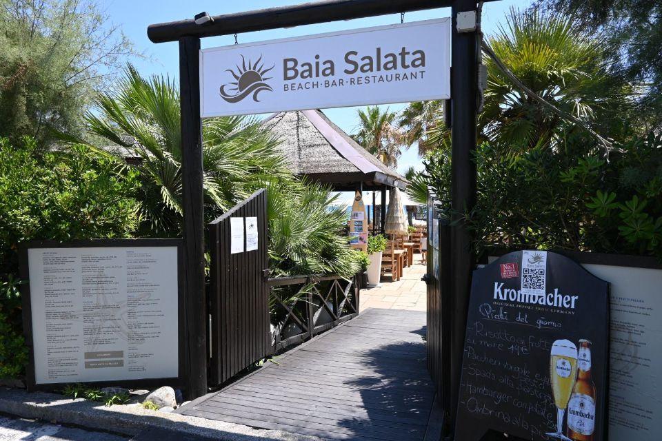 Bagni Baia Salata