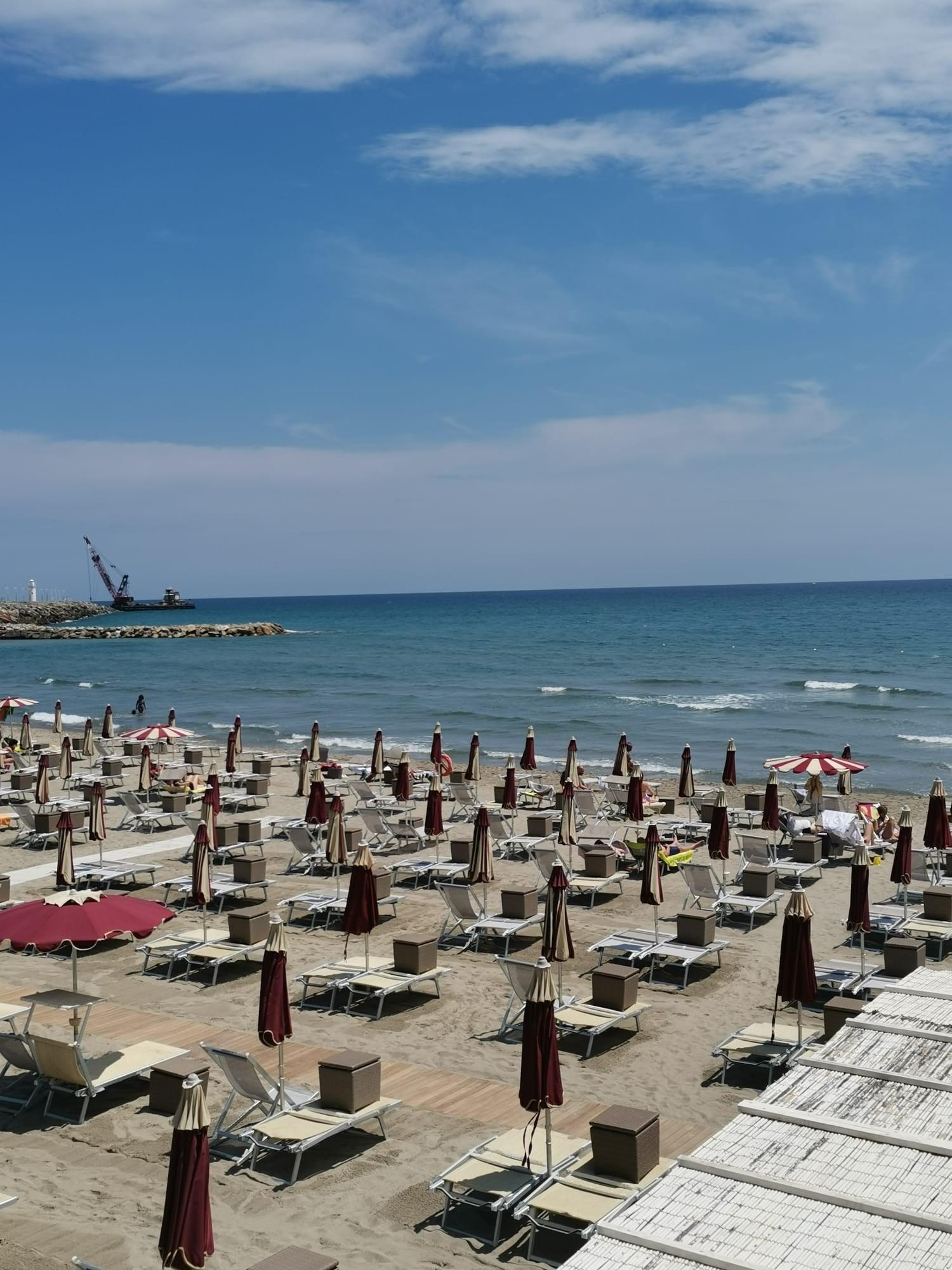 Bagni Spiaggia D'Oro