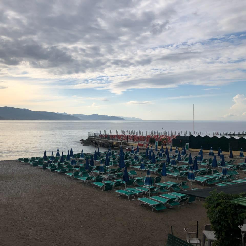 Spiaggia Minaglia Beach