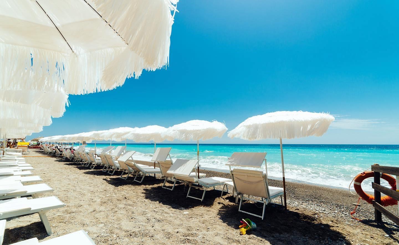 Il Garroccio Beach