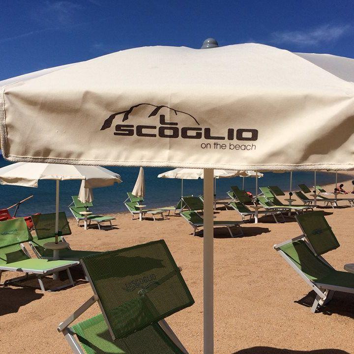Lo Scoglio On The Beach