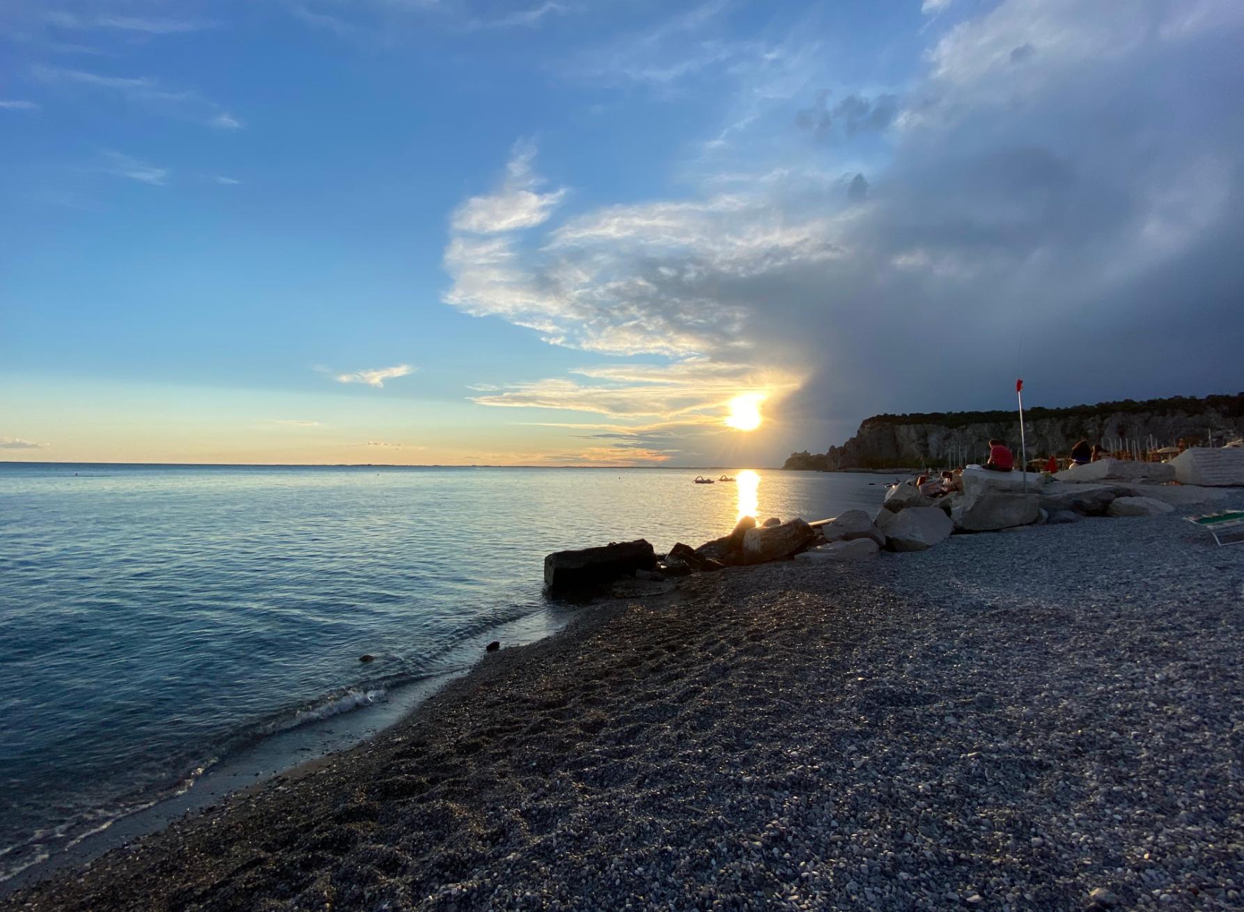 Spiaggia Sistiana