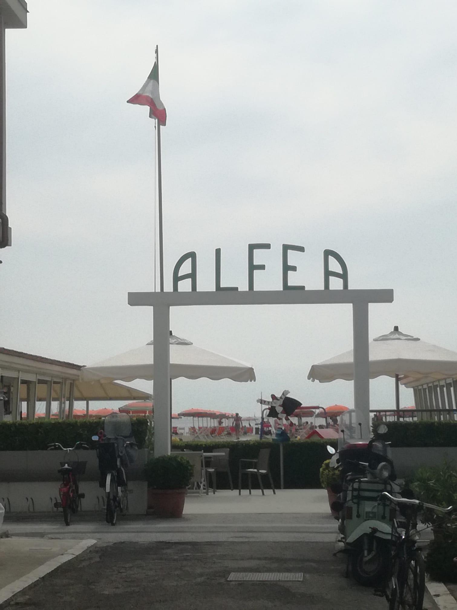 Bagno Alfea