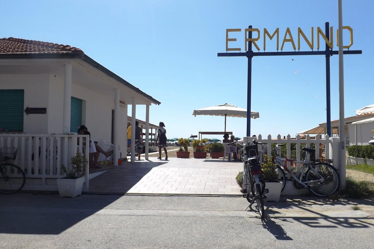 Bagno Ermanno Viareggio