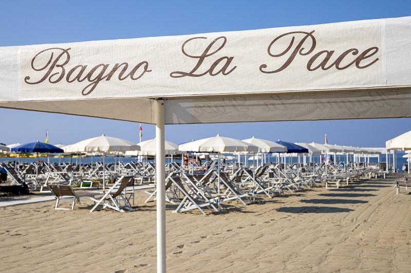 Bagno La Pace Viareggio