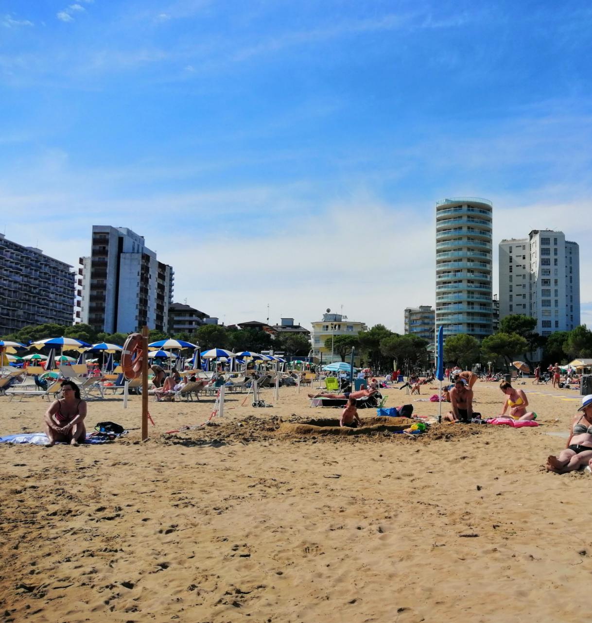 Ufficio Spiaggia 17 - Leone Marino